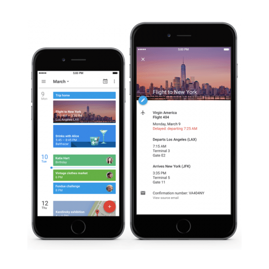 Best Calendar Apps for Your Mobile Phone Part II Google