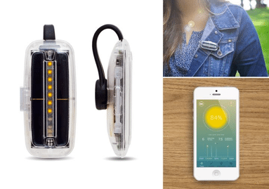Sunsprite connected health device