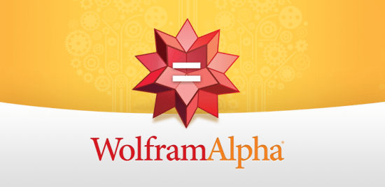 Education Technology WolframAlpha