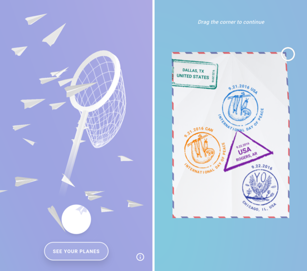 Custom Apps Paper Planes