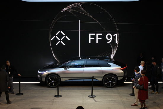 faraday future car ff91