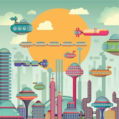 smart cities jetsons