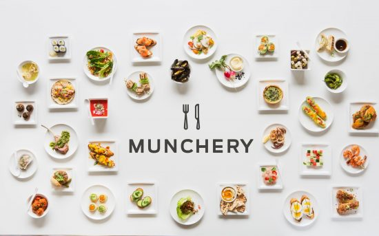 munchery delivery startups