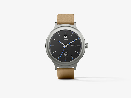 Android Wear 2.0 LG-Style