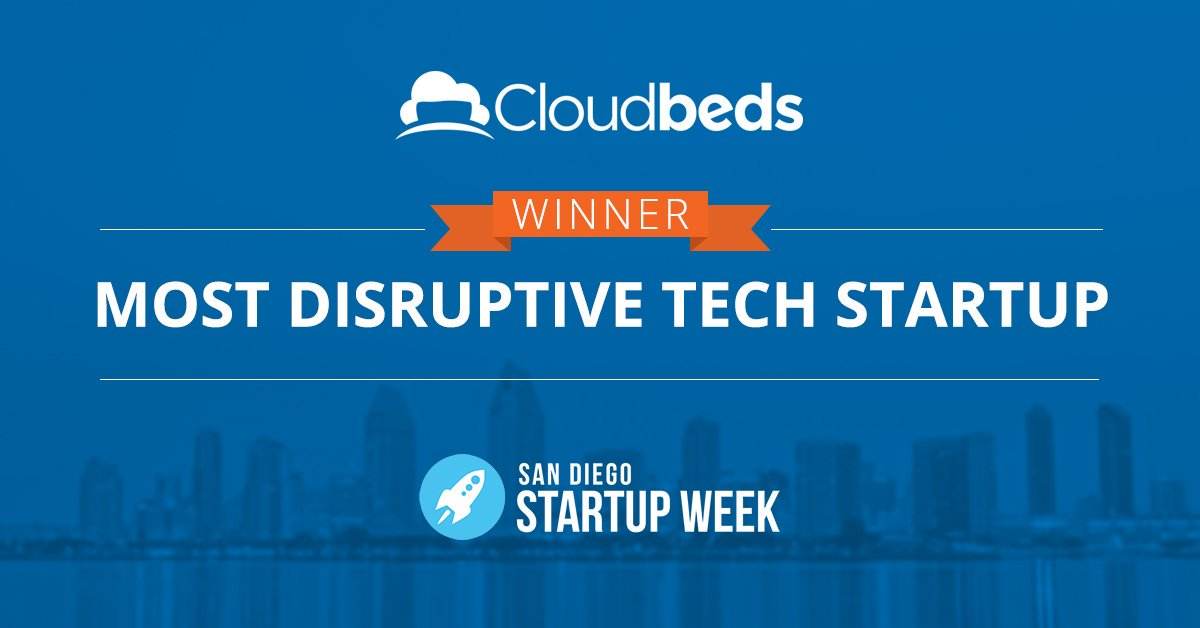 Cloudbeds award
