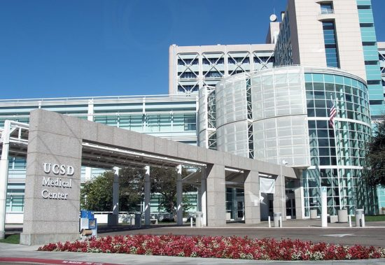 UCSD medical center building