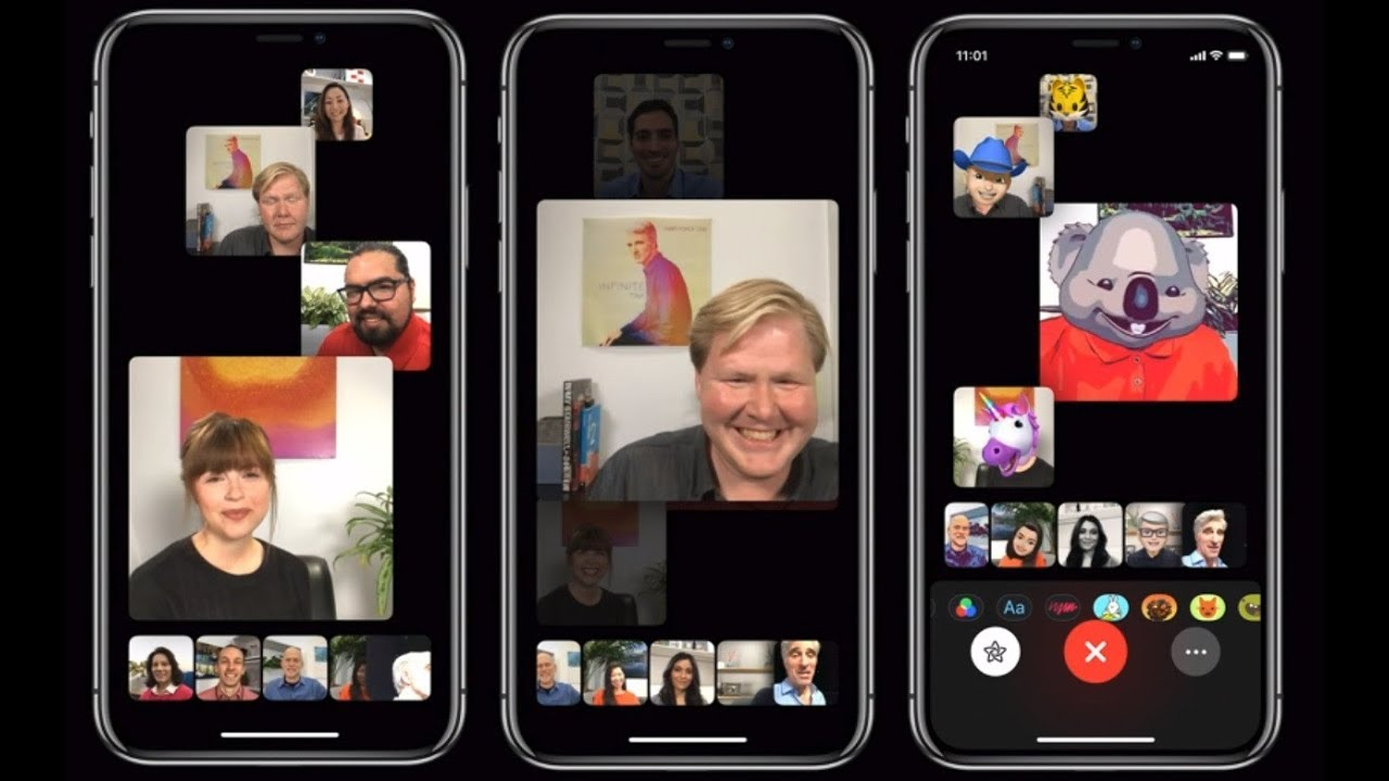 apple wwdc facetime