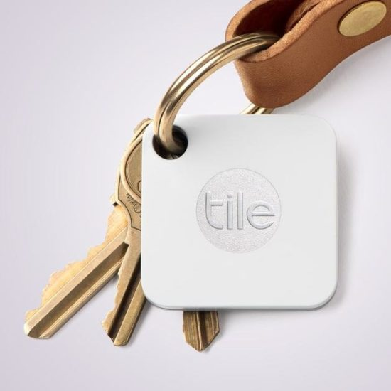 Tile on keychain is one of the best tech gifts 2018
