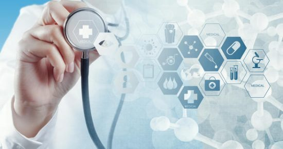 connected health data